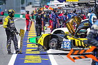 8th July 2021, Monza, Italy;   92 Van Eerd Frits Nld, Van de Garde Nld, Racing Team Nederland, Oreca 07 Gibson during the 2021 4 Hours of Monza practise before the  4th round of the 2021 European Le Mans Series