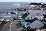 New Haven Village, Cape Breton Island, Nova Scotia