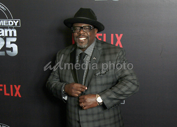 """10 September 2017 - Beverly Hills, California - Cedric the Entertainer. Netflix """"Def Comedy Jam 25"""" held at The Beverly Hilton. Photo Credit: Theresa Bouche/AdMedia"""