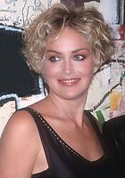 Sharon Stone 2000.<br /> Photo By John Barrett/PHOTOlink