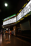 Henry Fonda Theatre on Hollywood Boulevard in Los Angeles, CA