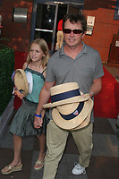 Michael J. Fox & daughter 2006<br /> Photo By John Barrett-PHOTOlink.net