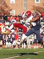 Cardinal Hayes Cardinals vs Stepinac Crusaders football at Stepinac HS, White Plains, NY, on Saturday, October 10, 2015.  Stepinac defeated Cardinal Hayes by the score of 43 - 21.