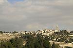 Jerusalem-Mount of Olives