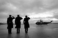 DIGITAL: RC: 0915: Departure photos and blowing umbrella. Andrews AFB