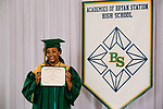 Coomer, Aniyah  received their diploma at Bryan Station High school on  Thursday June 4, 2020  in Lexington, Ky. Photo by Mark Mahan Mahan Multimedia
