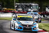#73: LA Honda World Racing Honda Civic FK7 TCR, TCR: Mike LaMarra, Mat Pombo