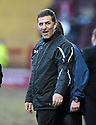 14/02/2009  Copyright Pic: James Stewart.File Name : sct_jspa17_motherwell_v_hamilton.MOTHERWELL MANAGER MARK MCGHEE DURING THE GAME AGAINST HAMILTON.James Stewart Photo Agency 19 Carronlea Drive, Falkirk. FK2 8DN      Vat Reg No. 607 6932 25.Studio      : +44 (0)1324 611191 .Mobile      : +44 (0)7721 416997.E-mail  :  jim@jspa.co.uk.If you require further information then contact Jim Stewart on any of the numbers above.........