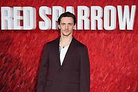 "Sergei Polunin<br /> arriving for the ""Red Sparrow"" premiere at the Vue West End, Leicester Square, London<br /> <br /> <br /> ©Ash Knotek  D3382  19/02/2018"