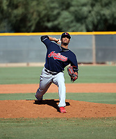 Reny Artiles - 2021 AIL Indians (Bill Mitchell)