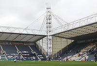 Preston North End's Deepdale with no crowd in attendance<br /> <br /> Photographer Mick Walker/CameraSport<br /> <br /> The EFL Sky Bet Championship - Preston North End v Cardiff  City - Saturday 27th June 2020 - Deepdale Stadium - Preston<br /> <br /> World Copyright © 2020 CameraSport. All rights reserved. 43 Linden Ave. Countesthorpe. Leicester. England. LE8 5PG - Tel: +44 (0) 116 277 4147 - admin@camerasport.com - www.camerasport.com