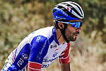 Thibaut Pinot (FRA) Groupama-FDJ during Stage 16 of the 2019 Tour de France running 177km from Nimes to Nimes, France. 23rd July 2019.<br /> Picture: ASO/Pauline Ballet   Cyclefile<br /> All photos usage must carry mandatory copyright credit (© Cyclefile   ASO/Pauline Ballet)