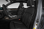 Front seat view of 2016 BMW 7 Series M Sport 4 Door Sedan Front Seat  car photos