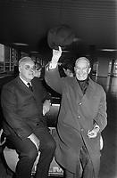 1970 - Maurice Chevalier en Hollande