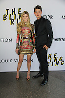 LOS ANGELES, CA - JUNE 04: Claire Julien and Israel Broussard arrive at the 'The Bling Ring' - Los Angeles Premiere at Directors Guild Of America on June 4, 2013 in Los Angeles, California. (Photo by Celebrity Monitor)