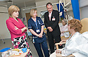 16/08/2010   Copyright  Pic : James Stewart.005_fvrh_nicola_sturgeon  .::  NHS FORTH VALLEY ROYAL HOSPITAL, LARBERT :: NHS FORTH VALLEY CHAIRMAN IAN MULLEN AND SENIOR CHARGE NURSE BARBARA ANN NIVEN INTRODUCE SCOTTISH CABINET SECRETARY FOR HEALTH & WELLBEING TO PATIENT CHARLOTTE LITTLE FROM AUSTRALIA WHO BROKE HER HIP WHILST VISITING HER MOTHER IN BO'NESS ::