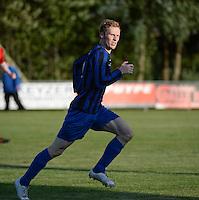 FC Veldegem : Simon Cherlet <br /> Foto VDB / Bart Vandenbroucke