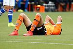Nederland, Volendam, 31 mei 2015<br /> Playoffs om promotie/degradatie<br /> Seizoen 2014-2015<br /> FC Volendam-De Graafschap<br /> Brandley Kuwas van FC Volendam baalt.