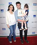 Max Greenfield attends The Milk + Bookies Story Time Celebration held at The Skirball Center in Los Angeles, California on April 27,2014                                                                               © 2014 Hollywood Press Agency