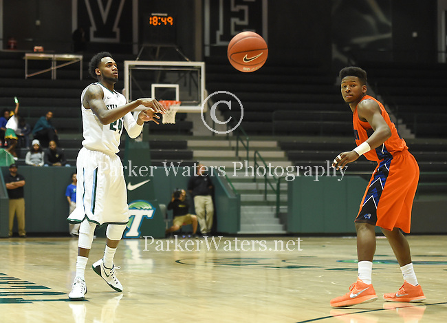 Tulane Men's Basketball stretches their season record to 8-1 with a, 75-67, victory over Savannah State at Devlin Fieldhouse.