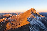 Wetterhorn sunrise