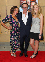HOLLYWOOD, LOS ANGELES, CA, USA - MAY 22: Jennifer Grey, Clark Gregg, Saxon Sharbino at the Los Angeles Premiere Of 'Trust Me' held at the Egyptian Theatre on May 22, 2014 in Hollywood, Los Angeles, California, United States. (Photo by Xavier Collin/Celebrity Monitor)
