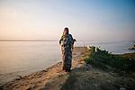 Erosion problem at Murshidabad, India