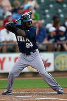 Miller, Jai 3223.jpg.  PCL baseball featuring the New Orleans Zephyrs at Round Rock Express  at Dell Diamond on June 19th 2009 in Round Rock, Texas. Photo by Andrew Woolley.