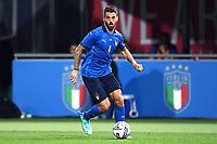 Leonardo Spinazzola<br /> Uefa European friendly football match between Italy and Czech Republic at stadio Renato Dall'Ara in Bologna (Italy), June, 4th, 2021. Photo Image Sport / Insidefoto