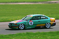 Round 2 of the 1992 British Touring Car Championship. #4 Steve Soper (GBR). M Team Shell Racing with Listerine. BMW 318is Coupe.