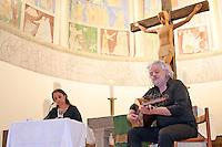 30.07.2014: Konzert von Viola Raheb und Marwan Abado in der Pauluskirche Darmstadt