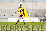 Conor Bohane, Dr. Crokes during the Kerry County Intermediate Hurling Championship Final match between Dr Crokes and Tralee Parnell's at Austin Stack Park in Tralee