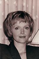 EXCLUSIF - Miranda Richardson<br /> au  Festival des films du Monde 1994<br /> <br /> <br /> PHOTO :  Agence Quebec Presse
