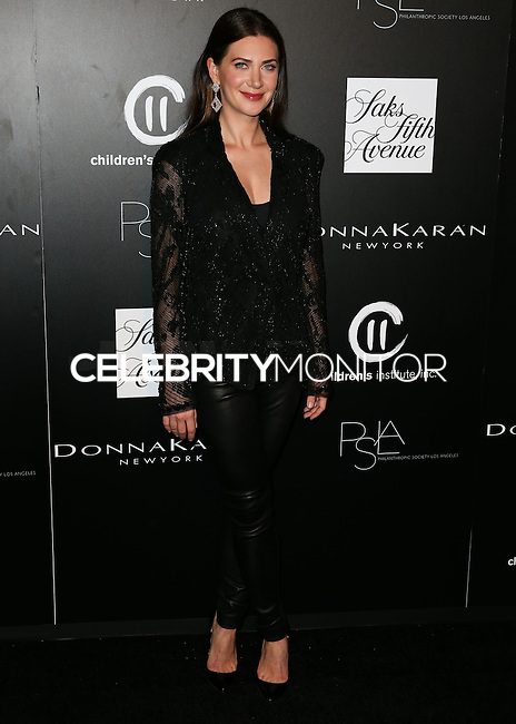 CULVER CITY, CA, USA - OCTOBER 08: Rochelle Gores Fredston arrives at the 5th Annual PSLA Autumn Party benefiting Children's Institute, Inc. held at 3Labs on October 8, 2014 in Culver City, California, United States. (Photo by Xavier Collin/Celebrity Monitor)