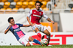 Kitchee SC plays South China during The HKJC Community Cup of Hong Kong 2014 on August 31, 2014 at the Mong Kok stadium in Hong Kong, China. Photo by Aitor Alcalde / Power Sport Images