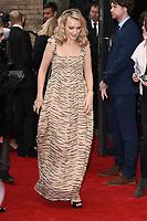 Emily Berrington<br /> arriving for the Empire Film Awards 2017 at The Roundhouse, Camden, London.<br /> <br /> <br /> ©Ash Knotek  D3243  19/03/2017
