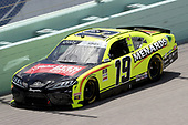 HOMESTEAD, FLORIDA - JUNE 14: Brandon Jones, driver of the #19 Menards/Fisher Toyota, races during the NASCAR Xfinity Series Contender Boats 250 at Homestead-Miami Speedway on June 14, 2020 in Homestead, Florida. (Photo by Chris Graythen/Getty Images)