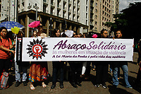 07.08.2019 - Abraço Solidário às Mulheres em Situação de Violência em SP