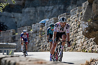 Joris Nieuwenhuis (NED/Sunweb) down the Col de Turini<br /> <br /> Stage 2 from Nice to Nice (186km)<br /> <br /> 107th Tour de France 2020 (2.UWT)<br /> (the 'postponed edition' held in september)<br /> <br /> ©kramon