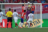 USMNT vs Chile, Wednesday, January 28, 2015