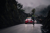 Serge Pauwels (BEL/Dimension Data)<br /> <br /> 76th Paris-Nice 2018<br /> Stage 7: Nice > Valdeblore La Colmiane (175km)