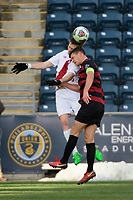 Chester, PA - Sunday December 10, 2017: Timmy Mehl, Tomas Hilliard-Arce. Stanford University defeated Indiana University 1-0 in double overtime during the NCAA 2017 Men's College Cup championship match at Talen Energy Stadium.