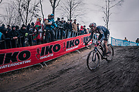 USA Champion Stephen Hyde (USA/Cannondale)<br /> <br /> Elite Men's Race<br /> UCI CX Worlds 2018<br /> Valkenburg - The Netherlands