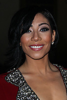 HOLLYWOOD, CA, USA - FEBRUARY 15: Bridget Kelly at The Annual Make-Up Artists And Hair Stylists Guild Awards held at the Paramount Theatre on February 15, 2014 in Hollywood, Los Angeles, California, United States. (Photo by Xavier Collin/Celebrity Monitor)
