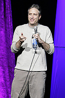 Jon Stewart, host of Comedy Central's The Daily Show, performs in the Avalon Ballroom Theatre at Fallsview Casino Resort on Friday, June 1. Stewart performs a second show at the casino resort in Niagara Falls, Canada, on Saturday, June 2. (CNW Group/Fallsview Casino Resort)