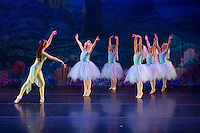 The Little Mermaid presented by Missouri Ballet Theatre in Edison Theatre at Washington University in St. Louis, Missouri on June 13, 2015.