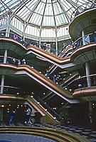 Glasgow: Prince's Square 1842: 1985-87. Photo '90.