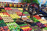 Craft, food, farming, and home displays bring many fairgoers at The Puyalup Fair.  Western Washington State Fair.