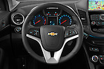 2013 Chevrolet Orlando LTZ+ MPV Steering Wheel Stock Photo