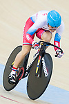 Anastasiia Voinova of the team of Russia competes in the Women's Team Sprint Final match as part of the 2017 UCI Track Cycling World Championships on 12 April 2017, in Hong Kong Velodrome, Hong Kong, China. Photo by Victor Fraile / Power Sport Images